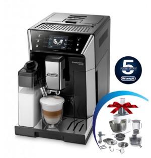 Кофемашина De`Longhi Primadonna Class Ecam 550.55 SB + кухонная машина Kenwood KHH326 wh или Годовой запас кофе Blasercafe в подарок!