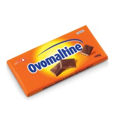 Молочный плиточный шоколад Ovomaltine (100г)